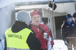 Anders Svanebo siktar framför allt på Nattvasan.
