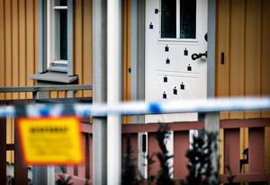 Det var natten mellan den 27 och 28 oktober som ett 20-tal skott avlossades mot en polismans villa på Hagaberg.