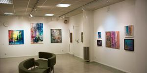 Köpings utställningshall visar just nu en utställning med måleri av Anette Vester. Ytterligare två konstnärer är inplanerade av Konstföreningen under 2019, men sedan vet ingen hur det blir med lokalen.