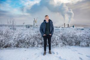 Från 1 januari blir Jonathan Mattsson ny affärschef på Gällö Timber.