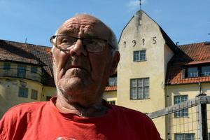 Ungdomarna på Boda gård och Bodaborg var strängt hållna.