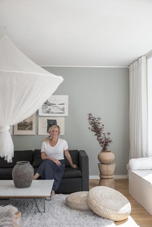 Bloggaren och DIY-experten Helena Nord.Foto: Privat