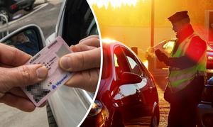 En man från Falu kommun körde bil i Borlänge trots att hans körkort var indraget. Nu döms mannen för olovlig körning. Obs: Bilderna är tagna i andra sammanhang.