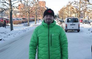 Niclas Camarstrands tid som gatuchef i Ludvika stannade vid exakt ett halvår, från 1 januari till 30 juni.