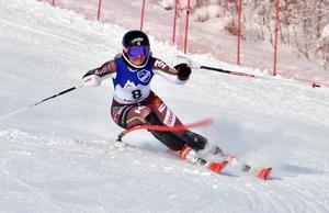 Emelie Henning på väg mot JSM-guld