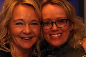 Carina Eriksson, Anna-Lena Bergdahl.