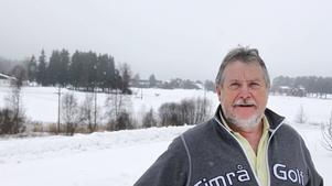 Gunnar Grönberg (S), ordförande i kultur- och tekniknämnden.