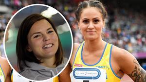 Elin Westerlund kan tävla i VM med annat än nudlar i kroppen, tack vare bland andra Sanna Kallur.