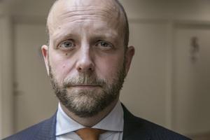 Kammaråklagare Henrik Olin.