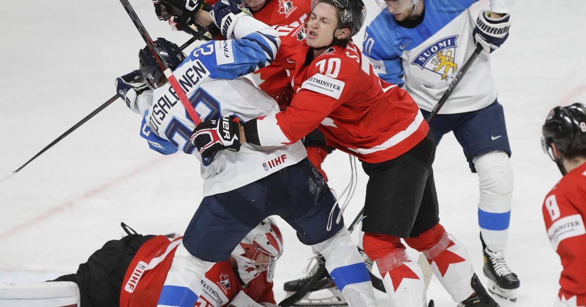 Kanada tappade mot Finland – kan missa kvarten