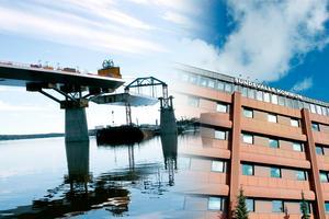 Bodil Hansson nämner missförhållandena vid bygget av Sundsvallsbron som ett exempel på hur det inte får gå till vid upphandlingar. Bild: Maria Eilertsen / Jan Olby