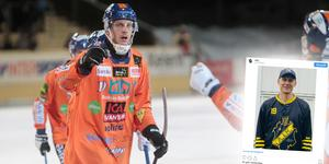 Patrik Nilsson ansluter till AIK. Bilden är ett montage.