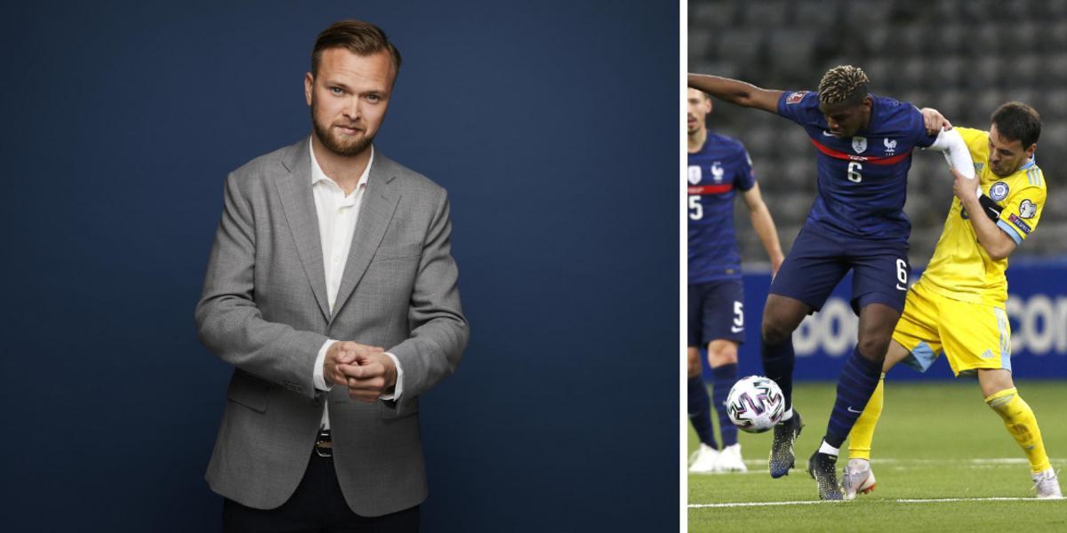 """Här är skaraborgaren som ska kommentera fotbolls-EM i TV4: """"En dröm"""""""