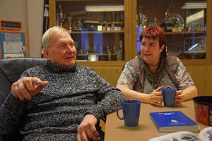 Basketsektionen är en av fem sektioner i den 103 år gamla Bräcke Sportklubb, där Monica Sandström arbetar tätt ihop med Bengt Lindström som ordförande. –Det enda vi inte haft är väl e-sport. Men alla är välkomna till oss, säger Bengt Lindström.