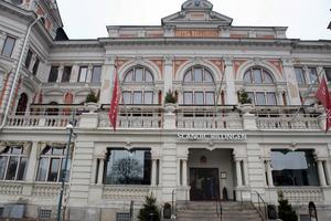 Hotell Billingen är en av de 100 nominerade byggnaderna.