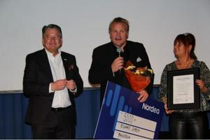 Richard Ekbom, med företaget Rima Seafood, kan det närmaste året titulera sig Årets Kumling.