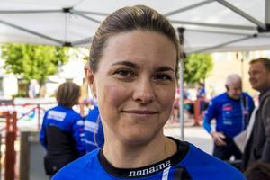 Anna-Karin Eriksson, medlem i Norbergs orienteringsklubb och medarrangör av Engelbrekt-sommar 2019.