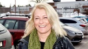 Lillemor Jansson, 42 år, undersköterska, Sundsvall: