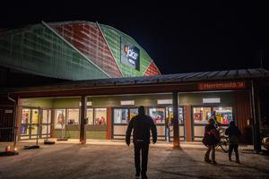 Tas beslutet om att bygga en ny arena kommer Jalas Arena att rivas för att bli bostäder. Foto: Daniel Eriksson / BILDBYRÅN
