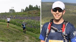 Oskar Åkerlund är en av ledarna i Team Nordic Trail.