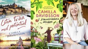 Camilla Davidsson, författare i Åre, säljer ohemula mängder böcker av sina feelgood-serier.