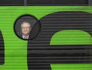 Jan Sundling, vd för Green Cargo.