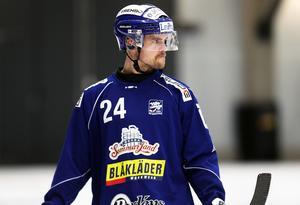 Martin Johansson – nyckelpjäsen i elitseriens tätaste försvar.