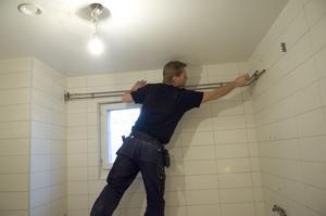 Falska hantverkare har sökt sin lycka i Ösmo och velat komma in i privata hem för att utföra påhittade jobb. Foto: Leif R Jansson/TT