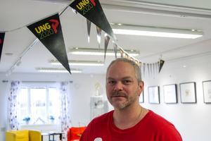 Pappers genomför den största fackliga satsningen på att få fram unga företrädare förklarar Johan Viklund som sitter i förbundsstyrelsen.