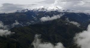 I Colombia noterade man tidigare i år att vulkanen Nevado del Ruiz började bli mer aktiv. Den hade sitt senaste utbrott år 1985.