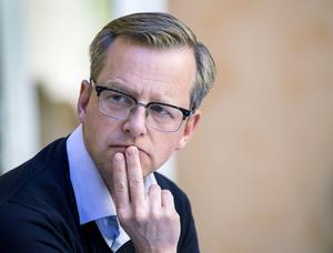 Närings- och innovationsminister Mikael Damberg (S) ska hålla tal i Verket under fredagen.