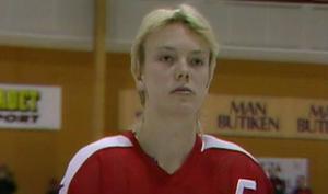 ... Mats Sundin blev mästare i TV-pucken 1986.