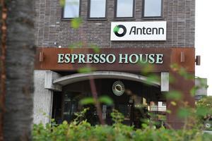 Espresso house kom till Örnsköldsvik sommaren 2017.