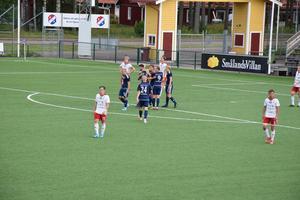 KIK var på väg mot seger men Hudiksvall kvitterade i 96:e minuten.