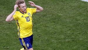 Uppgifter  Emil Forsberg fortsatt skadad – missar Nations League-matcherna e8701b5bc532a