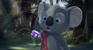 Blinky Bill är en folkkär koala i hemlandet Australien men kan få problem att slå igenom i Sverige. Pressbild. Foto: SF Studios