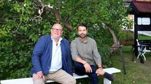Michael Blum och André Enkler.
