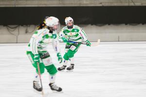 Charlotte Selbekk gör sin andra säsong i VSK-tröjan.