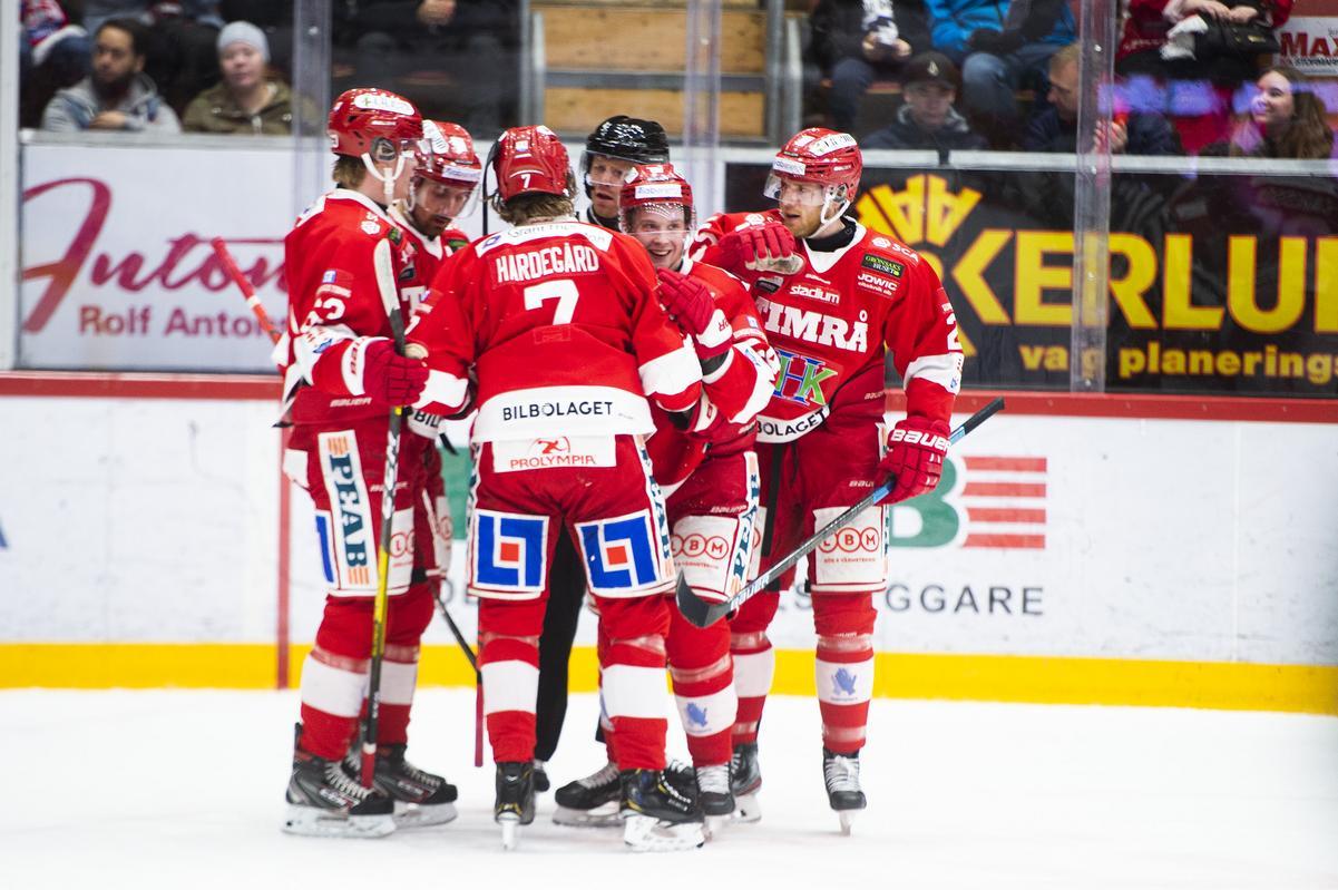Stor seger för Timrå – så var matchen mot Västervik minut för minut