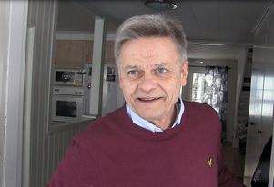 Sven-Åke Draxten, kommunstyrelsens ordförande i Bräcke är djupt rotad i trakterna kring Kälarne där han och hans fru är bosatta sen länge.