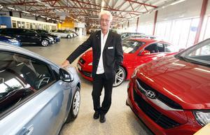 Leif Persson har ägt bolaget tillsammans med sin son Patrik.
