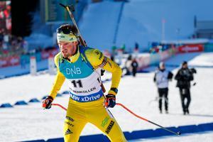Fredrik Lindström blev fyra.
