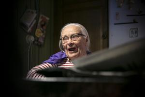 Ann-Marie Persson, 91 år.