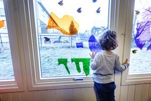 Liberalerna vill uppvärdera svenska språket i förskolan. Foto: TT