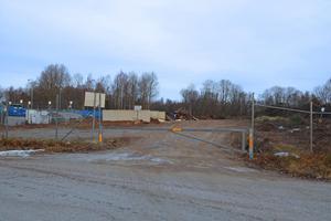 Ristippen i Fjugesta, som nu bara kommer vara öppen under samma tider som  intilliggande återvinningscentralen är öppen. Foto: Privat