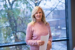 Lenita Granlund började som socialdirektör i Södertälje kommun i januari 2016. I december 2018 slutar hon, för att börja ett nytt jobb som direktör för Uppsala kommuns omsorgsförvaltning.