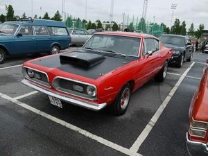 Allt startade 1996 med en Plymouth Barracuda från 1969.