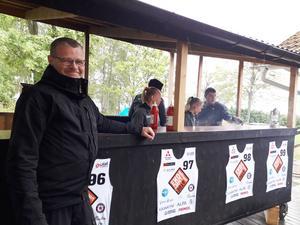 Arrangören Lasse Wallin ansåg att läget var under kontroll när Outdoorfestivalen startade.