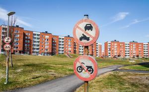 Nacksta pekas ut som ett bostadsområde med större utmaningar än andra delar av Sundsvall.