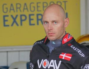 Bjarne Pedersen.